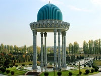Memorial to the Victims of Repression, Tashkent
