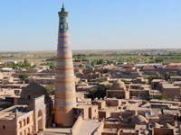 Panorama of Khiva