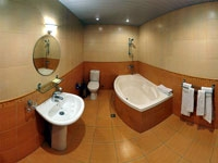 Bathroom in Deluxe Twin
