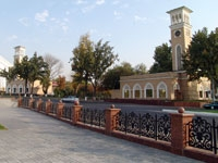 Tashkent Chiming Clocks