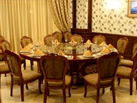 Private Dining Room in European Style