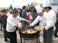 В Ташкенте прошел Фестиваль национальных блюд