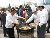 A Festival of National Food - Great Silk Road