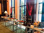 Кофе-брейк в гостинице Рэдиссон Блю, Ташкент