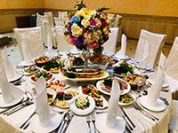 Гала-ужин для компании Phizer