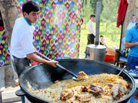 PILAF-FEST Festival to be held in April