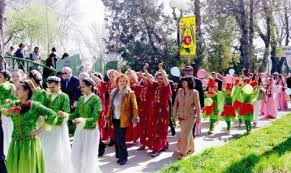 Customs and traditions in Tajikistan