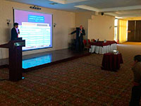 Семинар Международной компании Sepahan Daneh