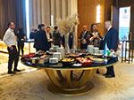 Кофе-брейк в отеле Hyatt Rigency Tashkent