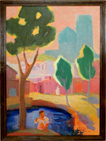 Four Seasons, Savitsky Museum