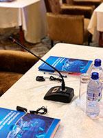 Медицинская конференция компании Phizer