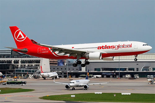 Atlasglobal Airlines