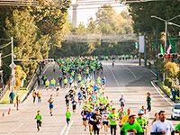 Samarkand Half Marathon 2021