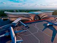 В Самарканде построят аэропорт в форме старинного фолианта