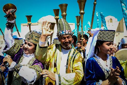 Фестиваль Шёлк и специи в Бухаре