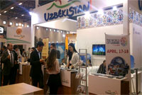 Uzbekistan participates at EMITT exhibition in Istanbul